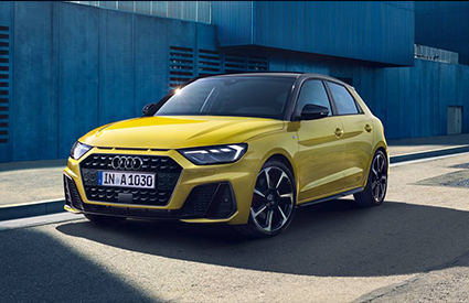 New Audi A1 Sportback To Complement Your Urban Lifestyle